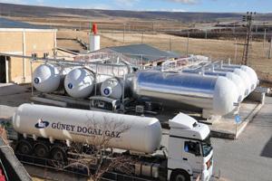 Güney Doğal Gaz Üretim Tesisi